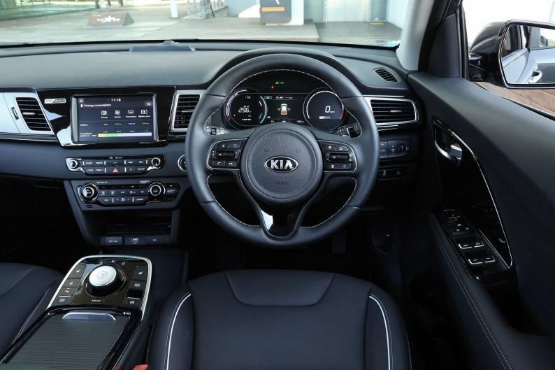 Kia E Niro Review Car Review Rac Drive