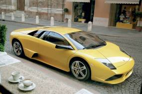 Lamborghini Murcielago review