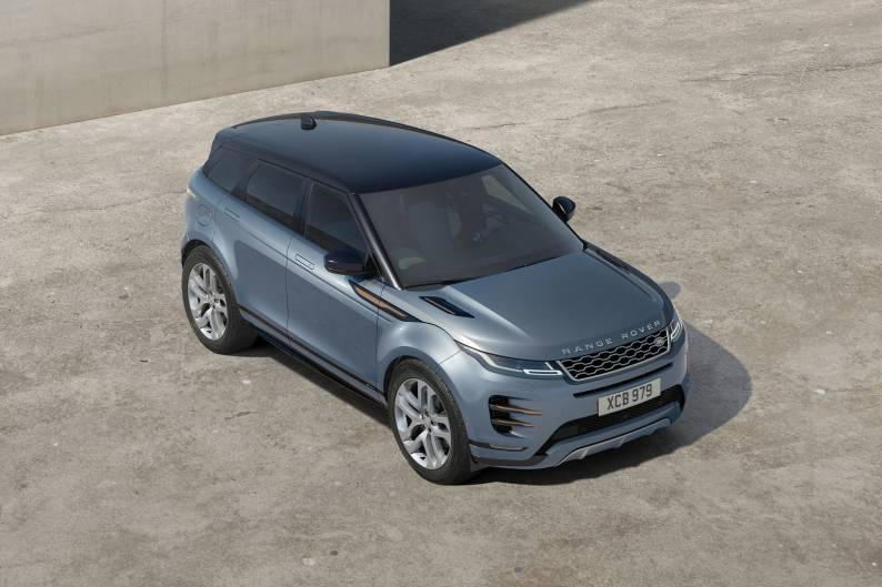 Land Rover Range Rover Evoque review | Car review | RAC Drive