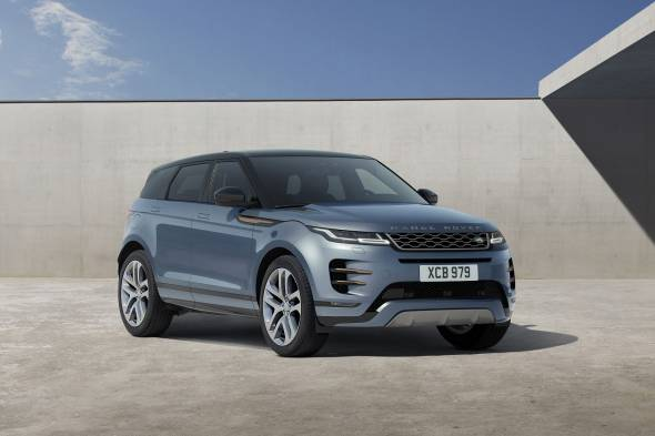 Land Rover Range Rover Evoque review