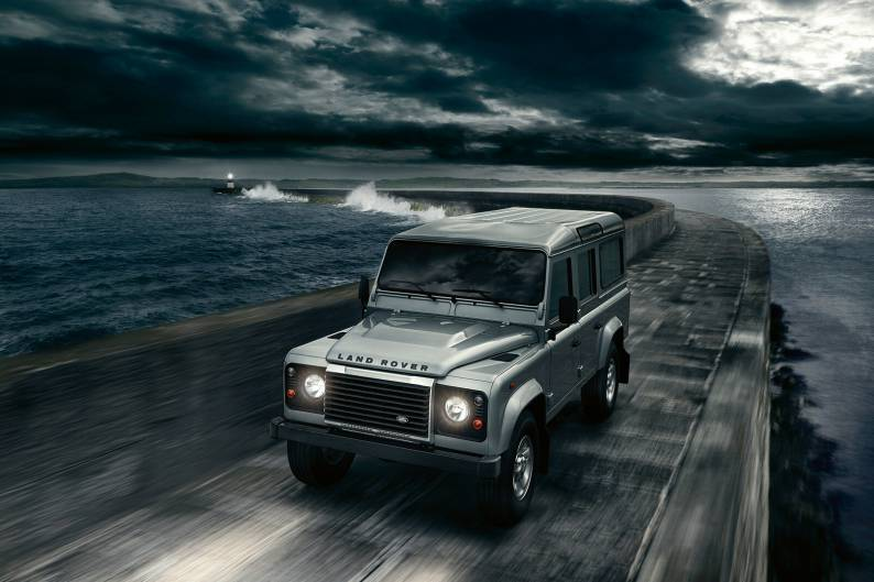 Land Rover Defender (1948 - 2012) used car review