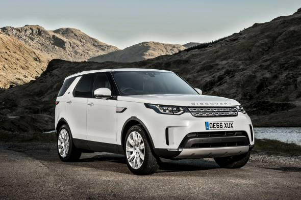 Land Rover Discovery Sd4 review