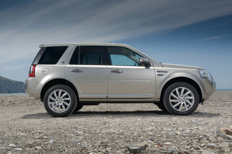 Land Rover Freelander 2 2010 2012 Used Car Review