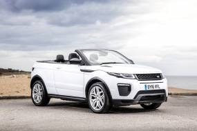 Land Rover Range Rover Evoque Convertible review