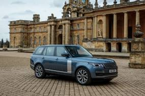 Land Rover Range Rover P400e review