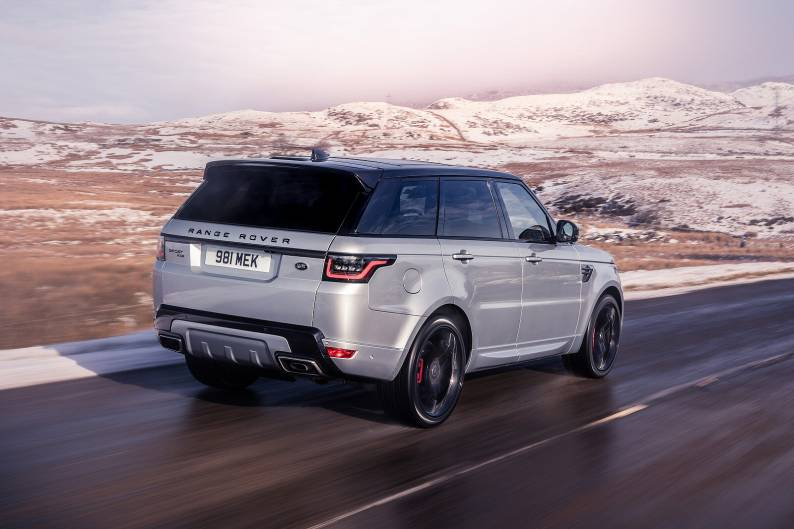 Land Rover Range Rover Sport review