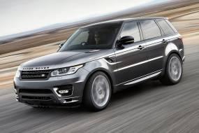 Land Rover Range Rover Sport Hybrid review