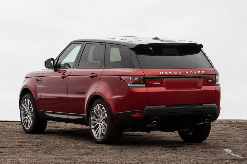 Land Rover Range Rover Sport SDV8 review