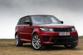 Land Rover Range Rover Sport SVR review