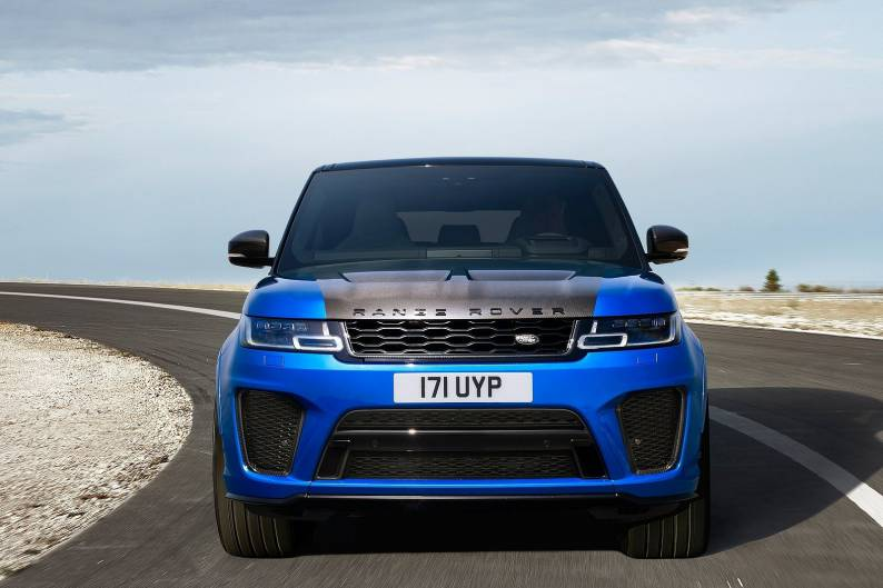 Land Rover Range Rover Sport SVR review | Car review | RAC Drive