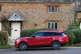 Land Rover Range Rover Velar review