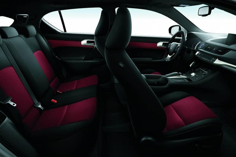 Lexus CT200h F-Sport review