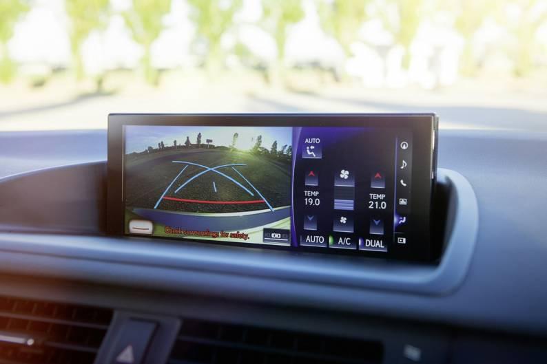 Lexus CT200h F Sport review