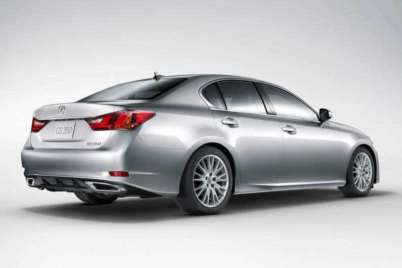 Lexus GS review