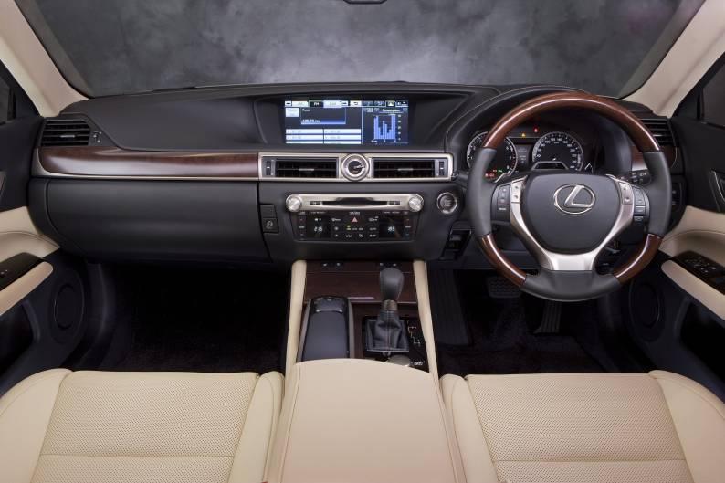 ... Lexus GS 250 Review