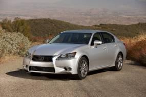 Lexus GS 250 review