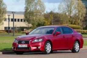 Lexus GS 300h review