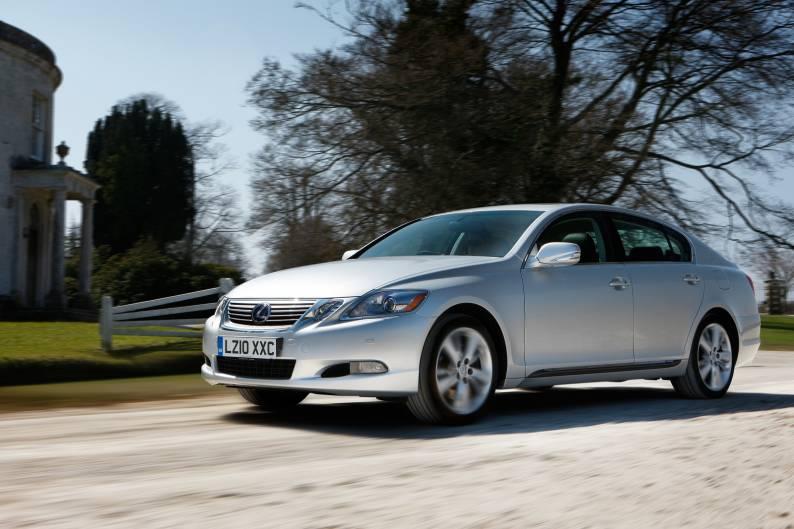 Lexus GS 450h (2006-2012) used car review | Car review | RAC Drive