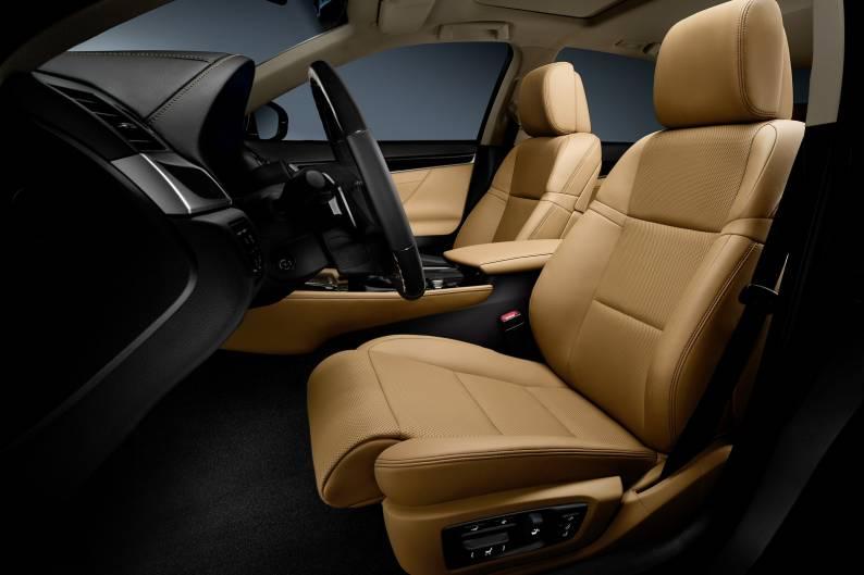 Lexus GS 450h review