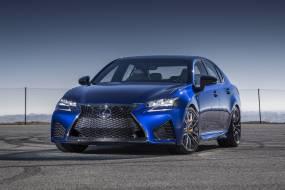 Lexus GS F review