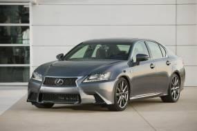 Lexus GS F SPORT review