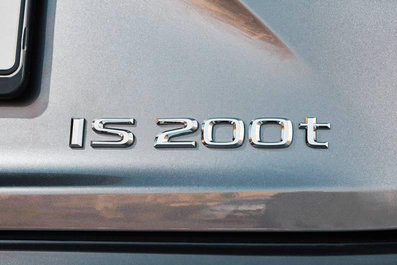 Lexus IS 200t review