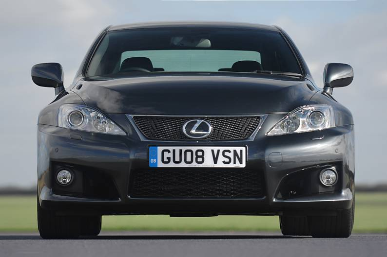Lexus IS F (2008 - 2013) used car review