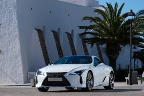 Lexus LC review