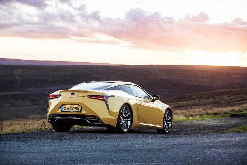 Lexus LC review