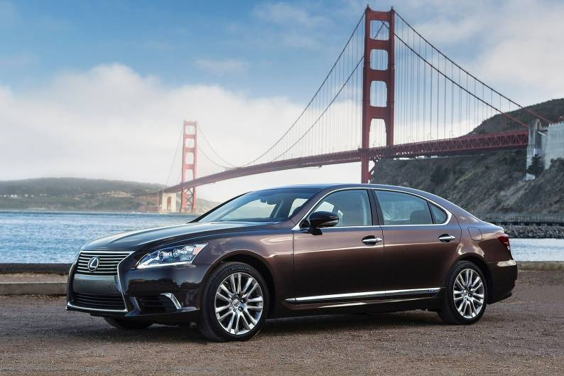 Lexus LS review