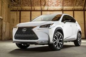 Lexus NX review