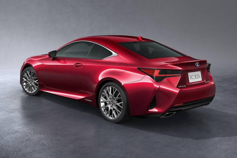 Lexus RC review