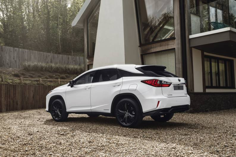 Lexus RX review