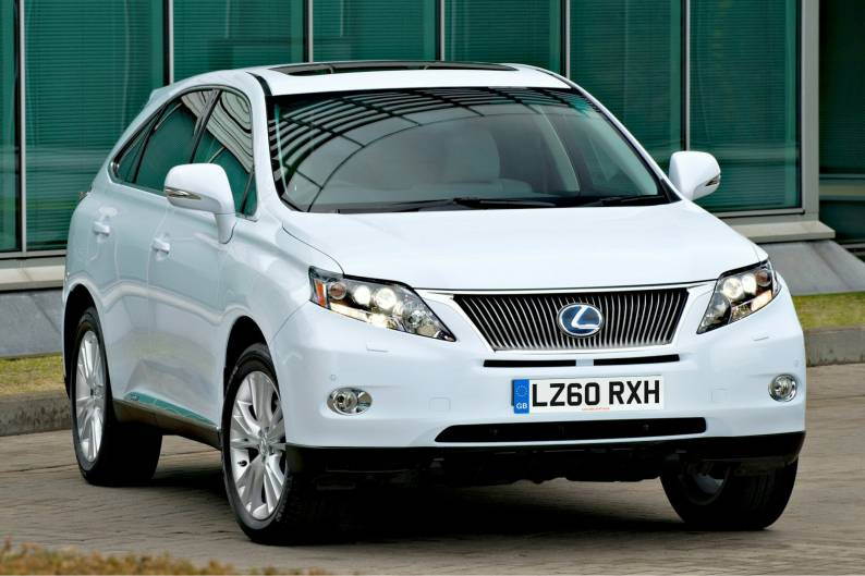 ... Lexus RX 450h (2009   2012) Used Car Review ...