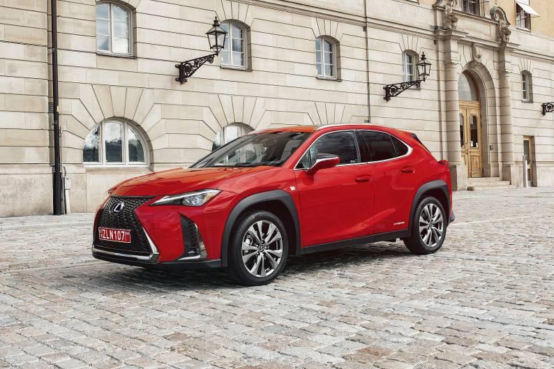 Lexus Ux Review Car Review Rac Drive