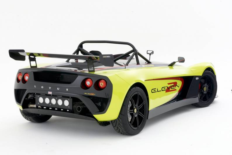 Lotus 2-Eleven review