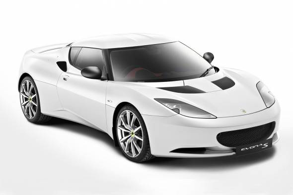 Lotus Evora IPS review