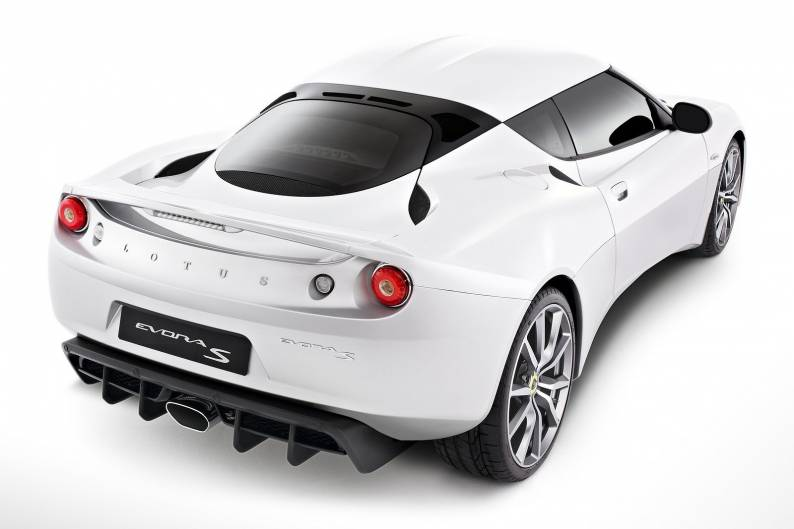 Lotus Evora S review