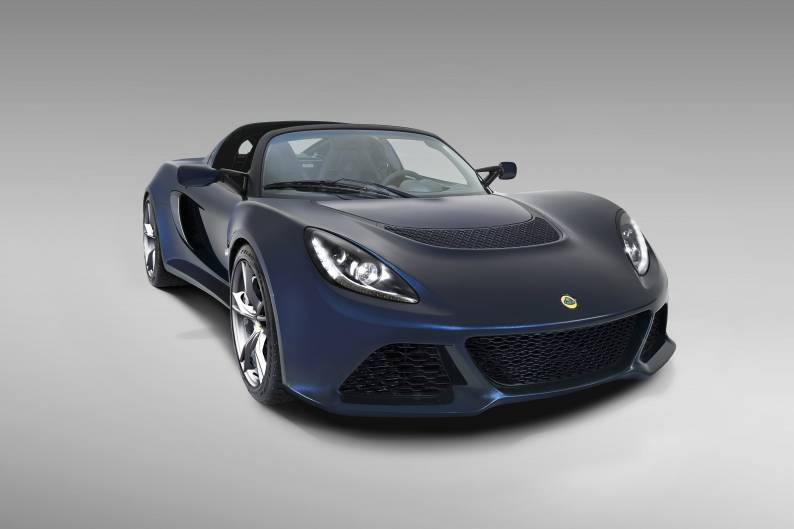 Lotus Exige Roadster Review Car Review Rac Drive