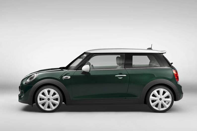 MINI 3-door hatch Cooper SD review