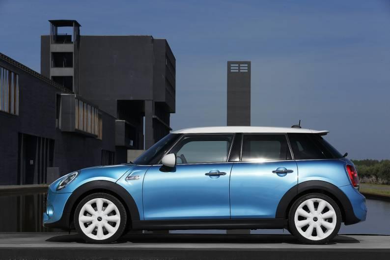 MINI 5-Door Hatch review