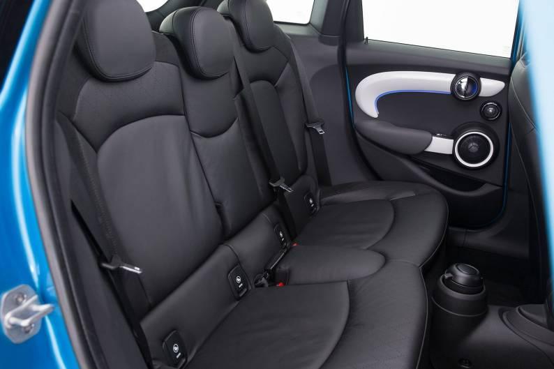 MINI 5-Door Hatch Cooper review