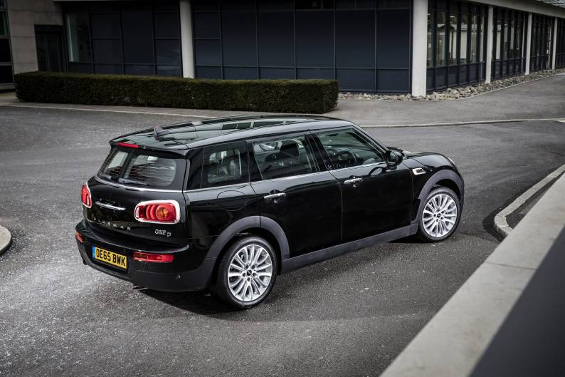 mini clubman one d review car review rac drive. Black Bedroom Furniture Sets. Home Design Ideas