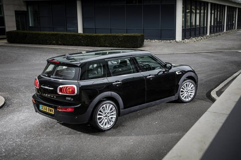 MINI Clubman One D review