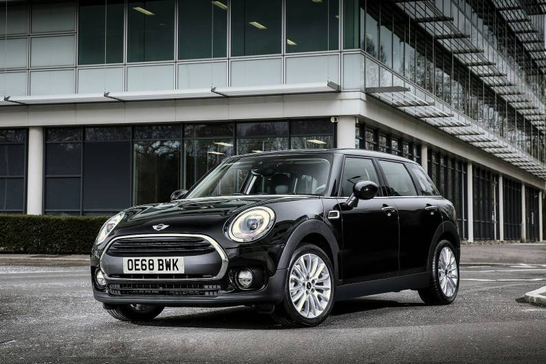 Mini Clubman One D Review Car Review Rac Drive