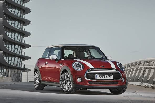 MINI 3-Door Hatch Cooper review