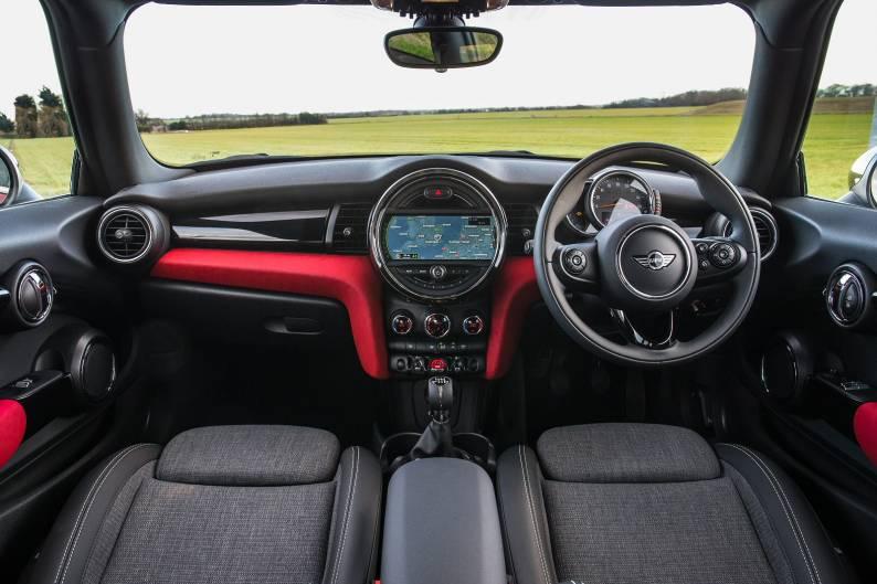MINI 3-Door Hatch Cooper D review