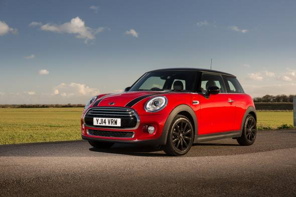 MINI 3-Door Hatch Cooper D review
