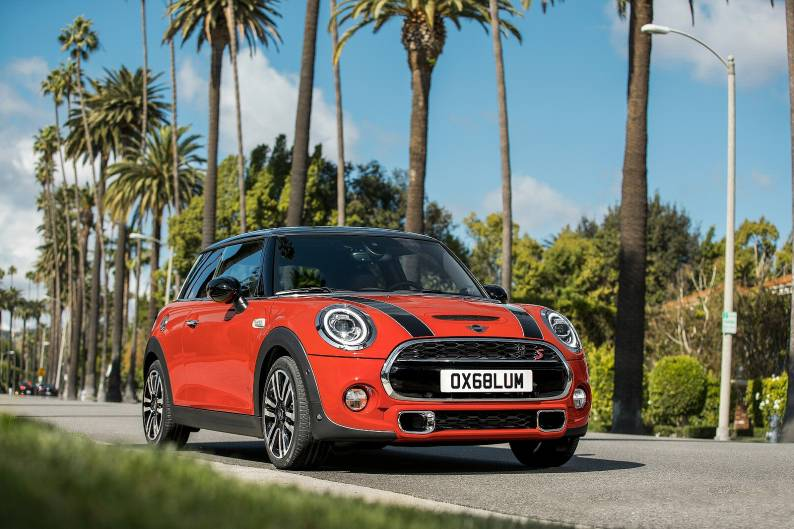 MINI Hatch Cooper S review