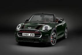 MINI Convertible John Cooper Works review